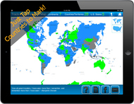 Travel Goal Getter iPad App 2.0