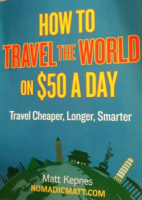 Travel Goal Getter Book Review - How to Travel the World on $50 a Day