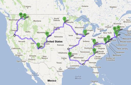 Travel Goal Getter Travel Goals